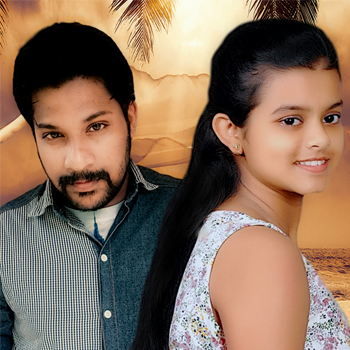 Sansaara Gaane - Aki Vish & Naduni Kavindya
